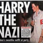 Prince Henry Nazi Swastika Armband