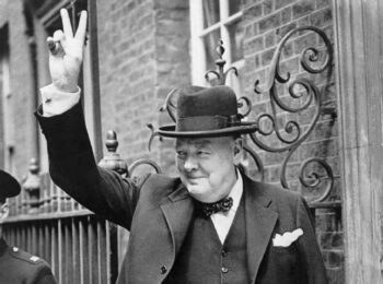 illuminati symbols churchill vsign