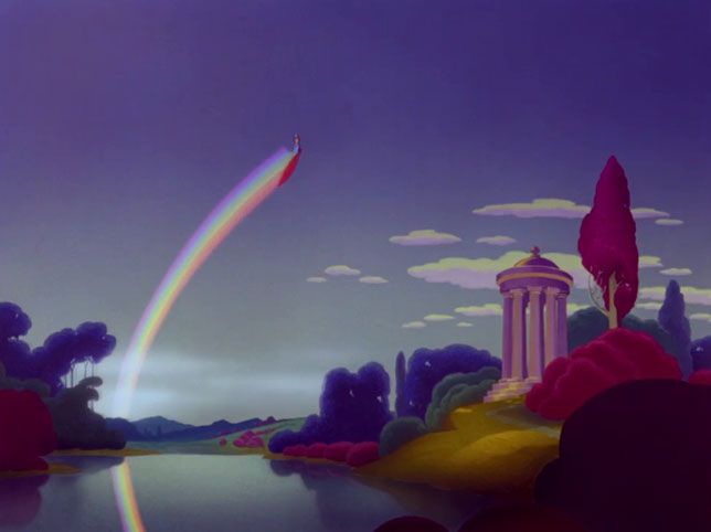 illuminati symbols disney fantasia rainbow