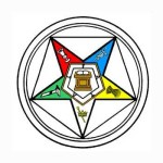 Order of the Eastern Star Inverted Pentagram