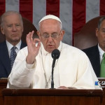 Pope Francis Triple Six in US Congress