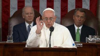 illuminati symbols pope francis 666 Cspan