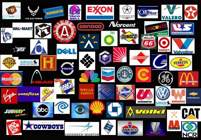 Image result for satanic logos in society