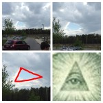 Pareidolia and Illuminati Symbolism