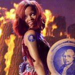 Rihanna Weishaupt Tattoo